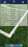 Screenshot of Info y Puntos de Comunio