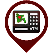 ATM Locations of Bangladesh