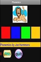 Screenshot of Phonemics