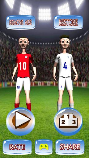 England Football Juggler