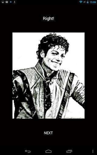 MJクイズ マイケル・ジャクソンに関する簡単なクイズです。