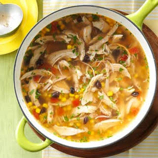 Fiesta Turkey Tortilla Soup.