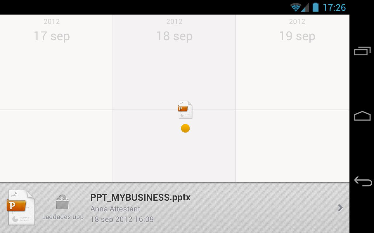 PwC MyBusiness - screenshot