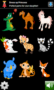 Animals World for kids- screenshot thumbnail