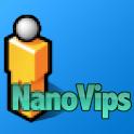 NanoVips 8-bits logo
