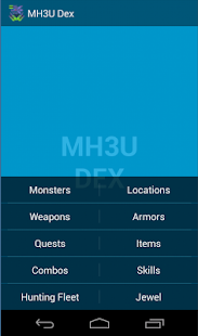 MH3U/G Dex- screenshot thumbnail