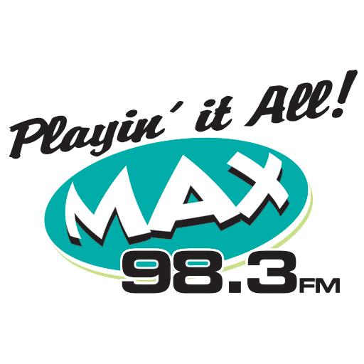 MAX 98.3 FM LOGO-APP點子