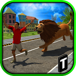 Angry Lion Attack 3D 1.1 Apk