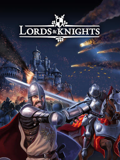 Lords Knights - Strategy MMO