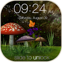 Fireflies Live Lock Screen icon