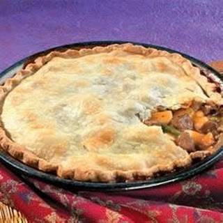 Easy Beef Pot Pie.