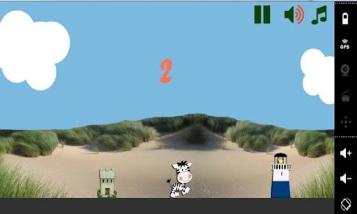Run Zebra Dash