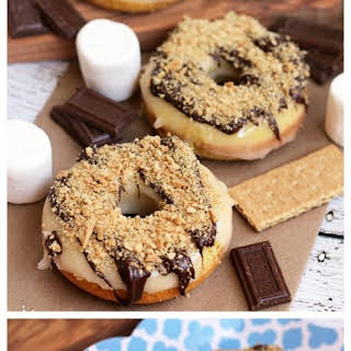 S'mores Doughnuts.