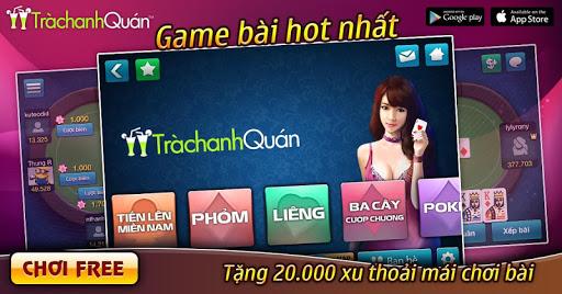 Trà Chanh Online - Game Bài