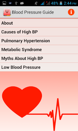 Blood Pressure Guide