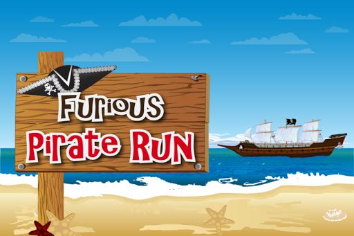 Furious Pirate Run