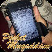 Pocket Muqaddam