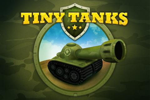Tiny Tanks- screenshot
