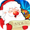 Santa's Naughty or Nice Test icon