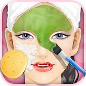 Makeup Spa - Girls Games