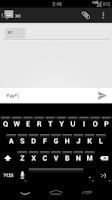 Screenshot of SSD White CM9 CM10 Theme