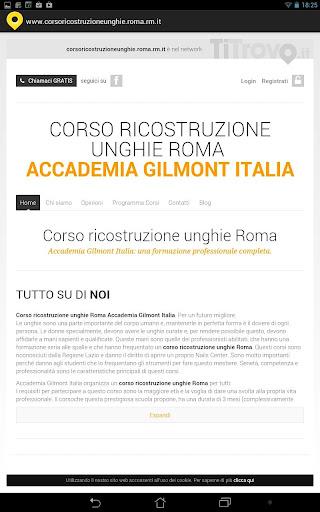 Corso ricostruzioneunghie Roma