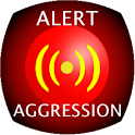 Alert aggression icon