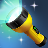 Flashlight : battery saver LED