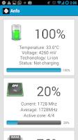 Screenshot of Anfo : hardware monitoring