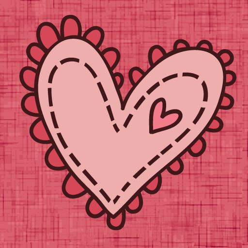 WP8桌面主题:爱情 個人化 App LOGO-APP試玩