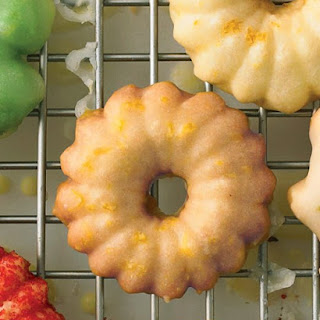 Citrus-Glazed Cookies