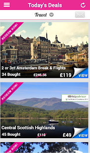 Wowcher - screenshot thumbnail