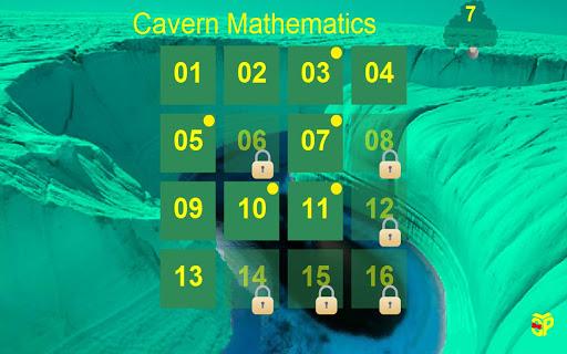 Cavern Math 3.3a