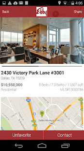 Ebby Halliday Realtors- screenshot thumbnail