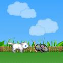 Kitty & Mousey Live Wallpaper logo