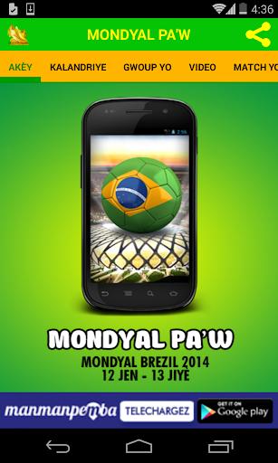 MONDYAL PA'W