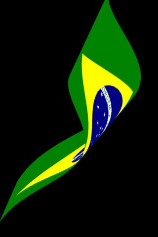 Bandeira eo hino Brasil
