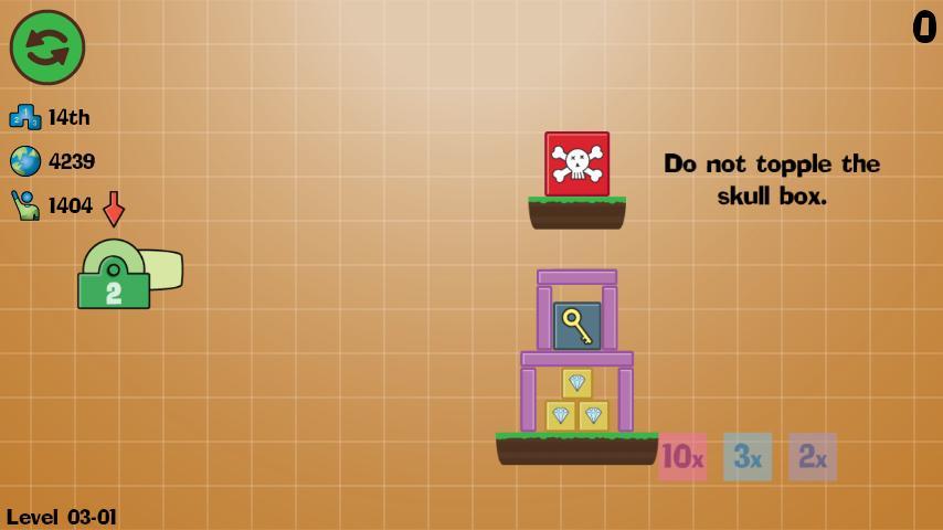 Box Topple Premium - Knockdown screenshot #7