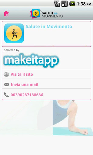 【免費健康App】Salute in Movimento-APP點子