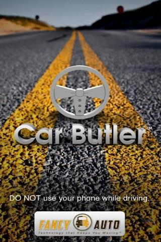 Car Butler - screenshot