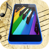 Kids Touch magic Piano Game
