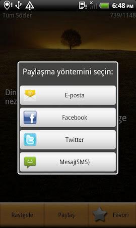 Özlü Sözler 2.5 screenshot 408073