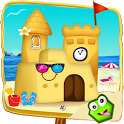 Sand Castle Maker icon