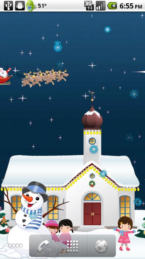 Christmas Town Lite - screenshot