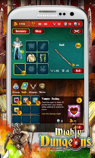 Mighty Dungeons|玩棋類遊戲App免費|玩APPs