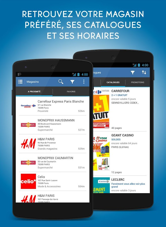 Prixing - Comparateur shopping - screenshot