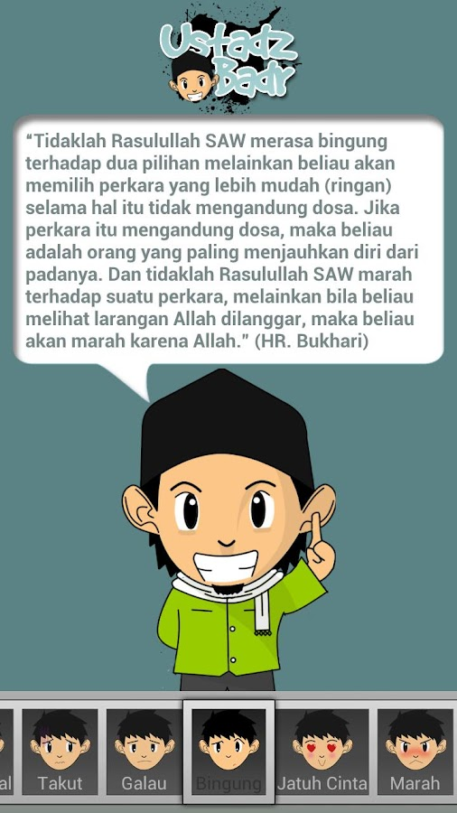 Ustadz Badr - screenshot