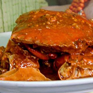 Chili Crab.
