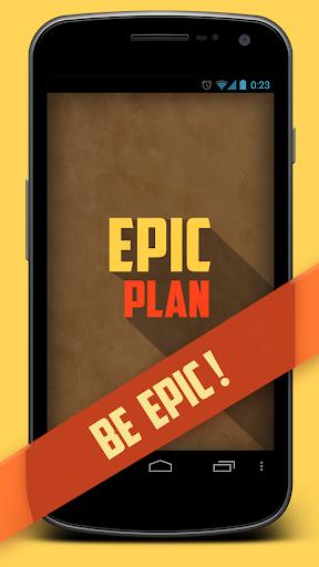 EPIC PLAN