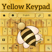 Yellow Keypad